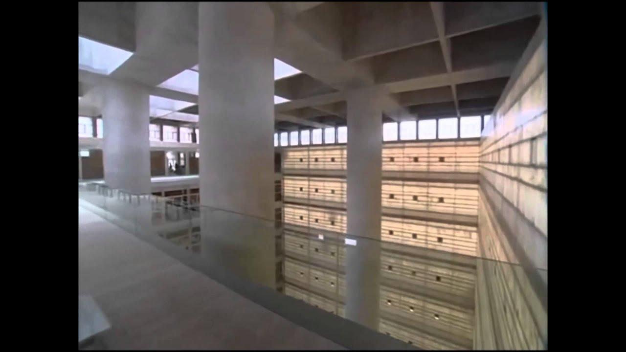 Caja de granada alberto campo baeza grupo 2 youtube - Campo baeza caja granada ...