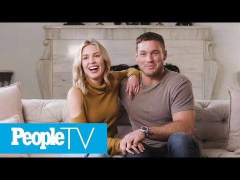 Colton Breaks Down His Fence Jump: I'm Lucky It Was As Graceful As It Was! | PeopleTV