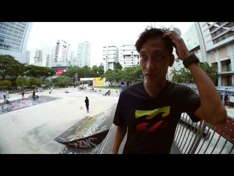 Billabong Just Landed Episode 6: Firdaus Rahman Takes Geng Jakkarin Skating In Singapore