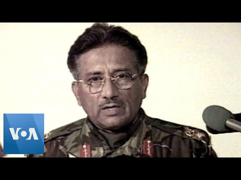 Former President Pervez Musharraf Sentenced to Death by Pakistan Court
