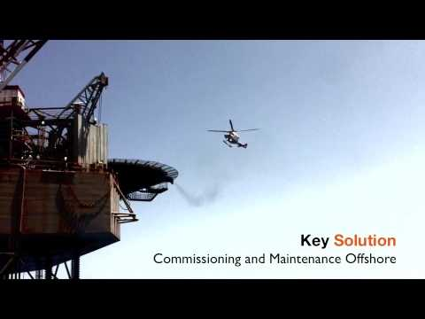 Key Solution Commissioning and Maintenance Offshore