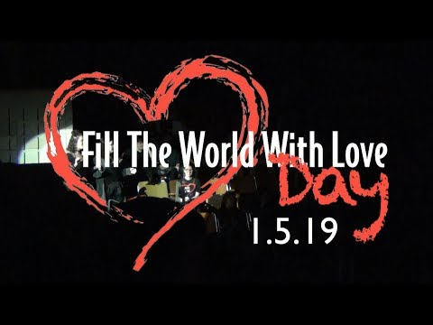 2019 Fill the World with Love Day at UDPAC