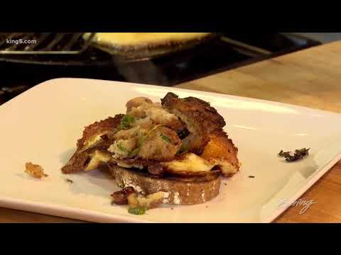 Chef Tom Douglas makes the ultimate Thanksgiving leftover sandwich KING 5 Evening