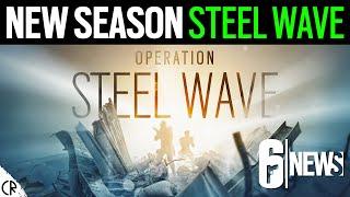 Operation Steel Wave - First Teaser - 6News - Rainbow Six Siege