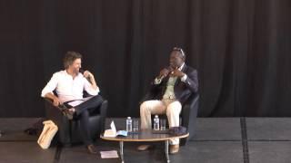 Rencontre avec Alain Mabanckou - 38ème édition du Livre sur la place