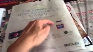 Ideas para obtener Red Plum inserts gratis y flyers de Publ