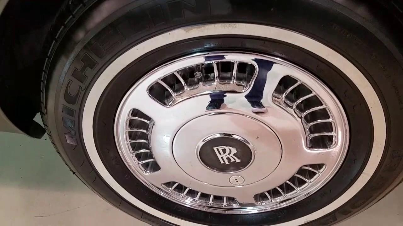 1995 rolls royce flying spur for sale