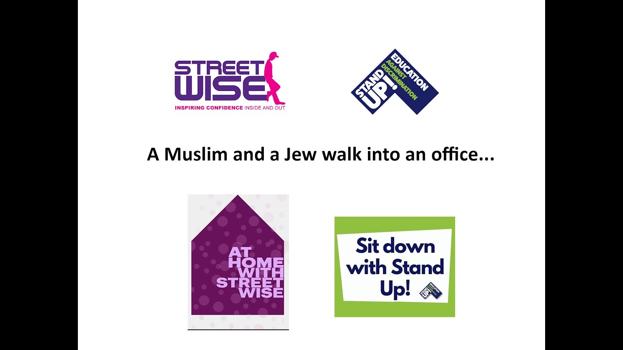 A Muslim and a Jew walk into an office: The livestream