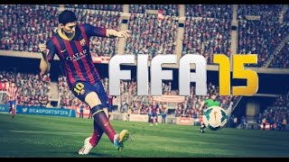 Fifa 15 - With my Dad