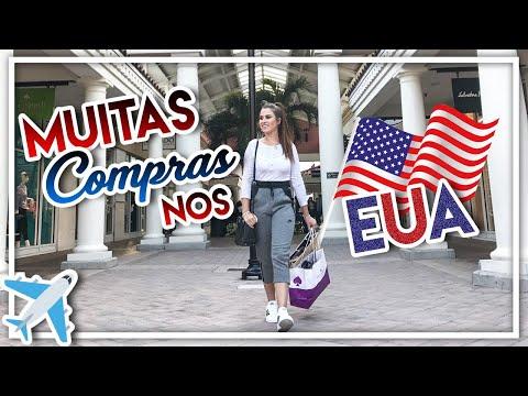 Comprinhas no Outlet + Leandro foi Enganado - Vlog Orlando 8
