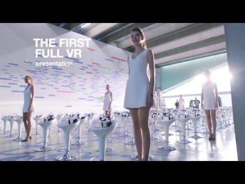 Full VR Audi Q7 presentation #imagineQ7