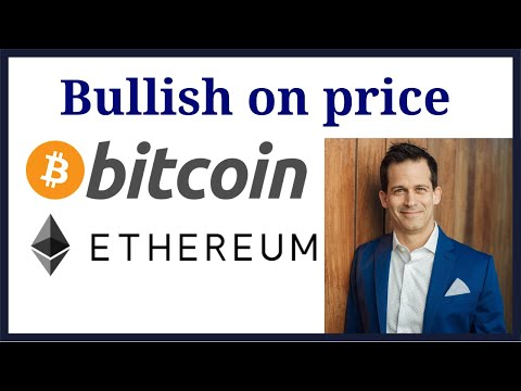 Bullish On Bitcoin BTC And Ethereum ETH Price Due To Supply & Demand And Central Bank Credit Easing