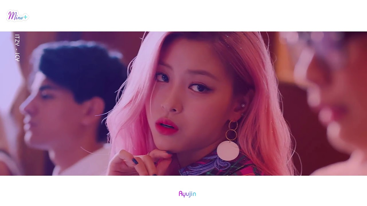 Itzy Ryujin Icy Mv Solo Focus Screentime Distribution