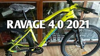 Sepeda Thrill Ravage 4.0 Tahun 2021