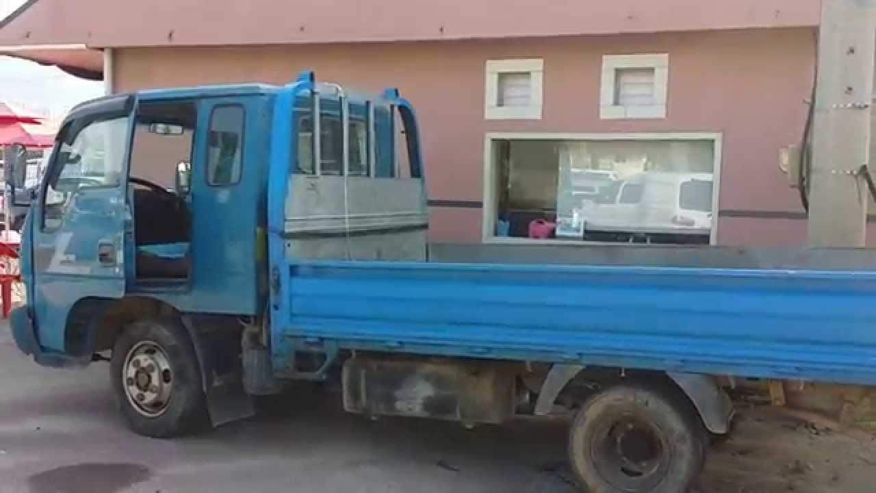 korean used truck kia bongo frontier seoul trading youtube. Black Bedroom Furniture Sets. Home Design Ideas
