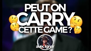 PEUT ON CARRY CETTE GAME ? (ft Ignar) - Caitlyn ADC Ranked Challenger