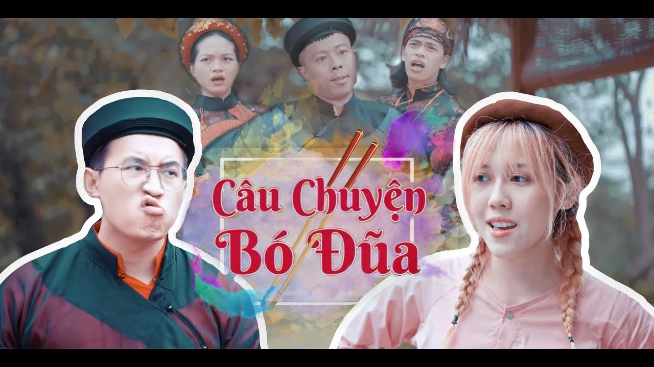 CÂU CHUYỆN BÓ ĐŨA - Hậu Hoàng x Huy Đinh   Comedy Music Video
