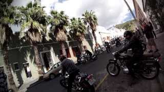 The Distinguished Gentleman's Ride, Cape Town 2013