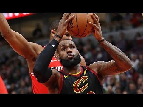Cleveland Cavaliers vs Chicago Bulls - Highlights   March 17, 2018   2017-18 NBA Season