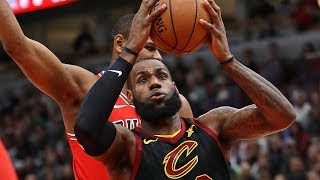 Cleveland Cavaliers vs Chicago Bulls - Highlights | March 17, 2018 | 2017-18 NBA Season