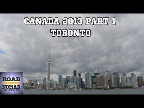 Toronto - Canada 2013 Part 1 | Traveling Robert