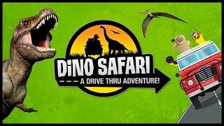 "Lileina Joy: ""Dino Safari"" Clip | Imagine Exhibitions"