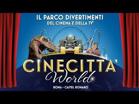 Cinecittà World, Il Parco divertimenti del Cinema e della Televisione!