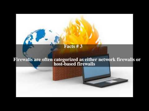 Firewall (computing) Top # 5 Facts
