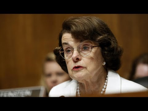 Sen. Dianne Feinstein releases testimony on Trump-Russia dossier