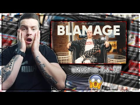 BAKAPRASE – BLAMAGE (Official Music Video)★⭐️REAKCIJA⭐️★