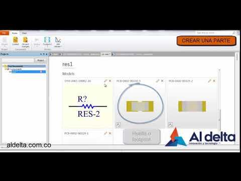 Introducción Al Diseño De Bibliotecas Con Altium - Circuit Maker