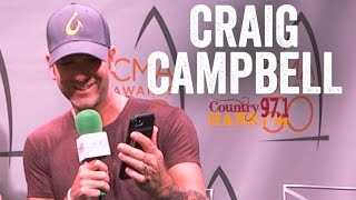 Craig Campbell - I Love Telling the Stories Behind the Songs