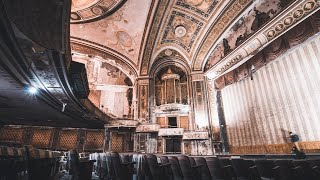 A Breathtaking Explore of an Abandoned 1920's Theater