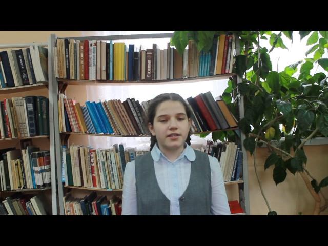 Изображение предпросмотра прочтения – НинаРыжкова читает произведение «Родина» К.М.Симонова