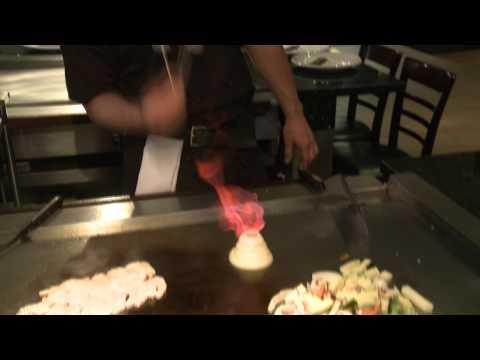 Michael Meunier - Master Teppan Chef since 1985 - Teppanyaki Style Cuisine @ it