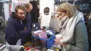 Independent Label Market : London Christmas 2014