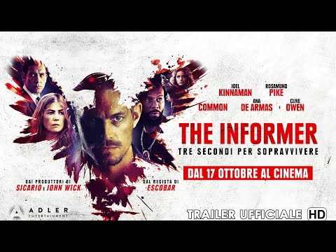 The Informer - Trailer Ufficiale