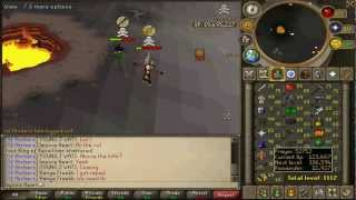 [RS] Impure Heart: PK Video 1 - 1 Defense Pure PKing | Whip, AGS, DDS, SS, G Maul, D Claws