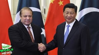 China's Xi Jinping Agrees $46bn Superhighway to Pakistan