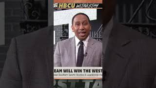 Stephen A. has the LAKERS winning the West 🏀 | #Shorts