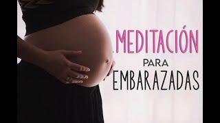 MEDITACIÓN ESPECIAL EMBARAZADAS   RELAJACIÓN PARA EMBARAZADAS   EMBARAZO   ❤ EASY ZEN