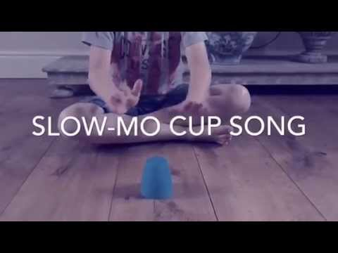 Slow-mo cup song by K.P. A.L.A.R.R.M