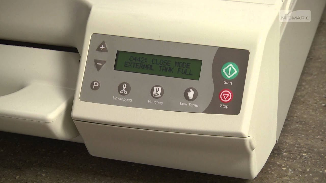 M11 Autoclave Maintenance Guide Midmark Wiring Diagram How To Operate The Ultrafast Sterilizer Youtube 1920x1080