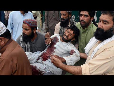 Paquistão: 132 pessoas morreram em dois ataques a comícios eleitorais