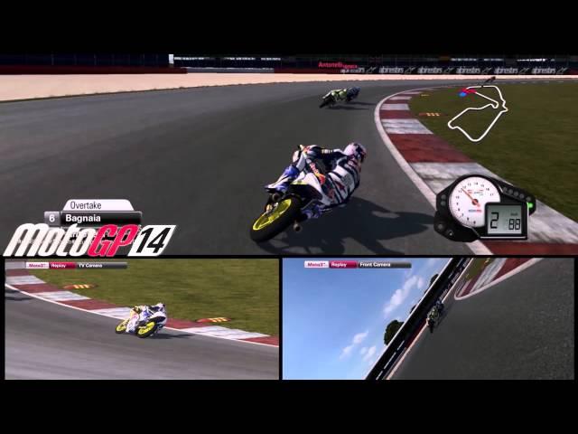 MotoGP 14 Moto3 Race