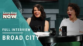 Broad City: Stars Abbi Jacobson and Ilana Glazer Cast Larry in Season 5 and More!