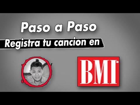 How to register a song with BMI + Payment Proofs (its real)