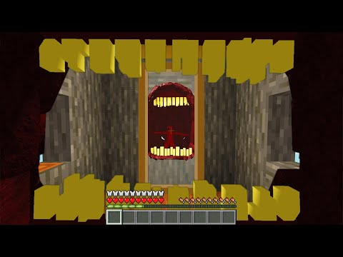 I Became TRAIN EATER for 24 Hours in Minecraft! (Trevor Henderson)