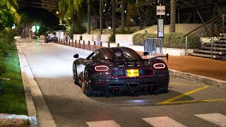 BEST of Supercar Sounds in Monaco 2018 !
