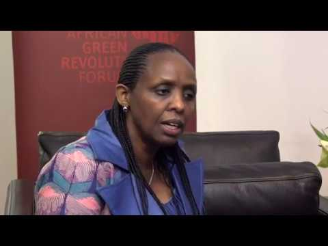 Voices from AGRF 2017 - Dr. Agnes Kalibata, AGRA